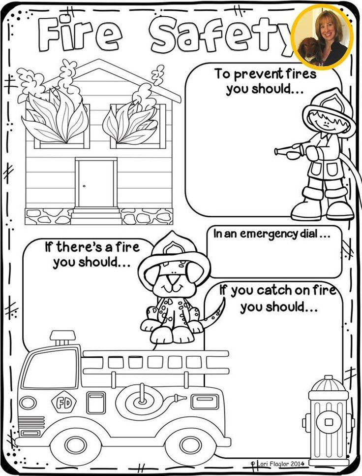 85 best Fire Prevention Week images on Pinterest | Fire safety ...