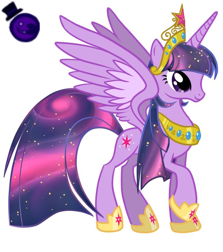 Princess+Twilight+Sparkle,+The+Alicorn+by+HeartStringsXIII.deviantart.com+on+@deviantART