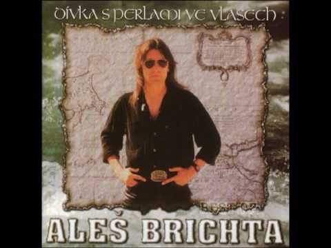 Aleš Brichta - Dívka s perlami ve vlasech (s textem)