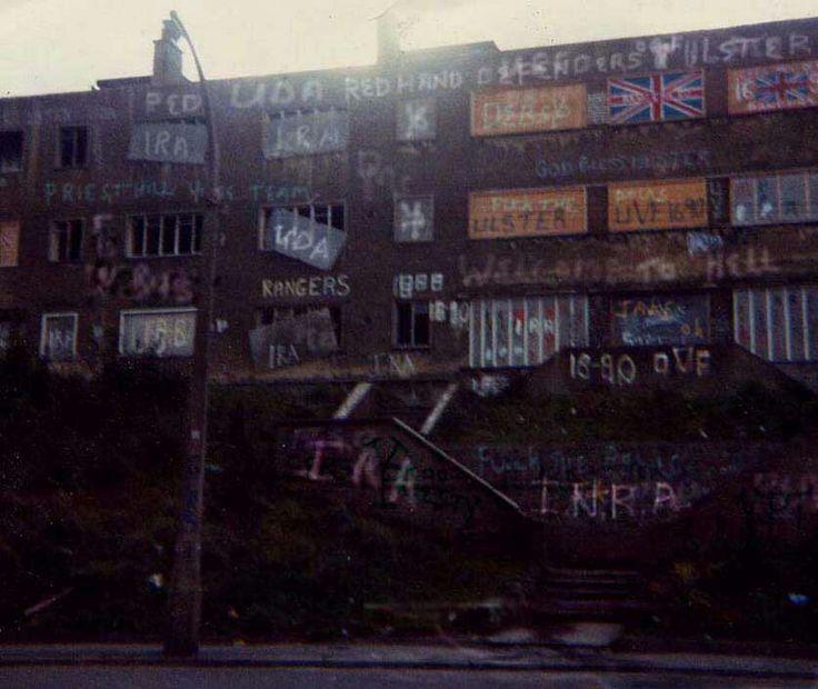 Glasgow, Slums, Urban Photography