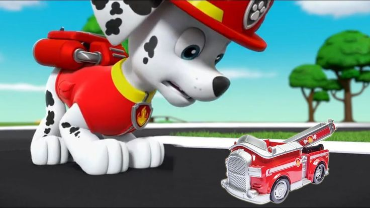 Paw Patrol Cartoon Nickelodeon ✤ Paw Patrol Full Episodes ✤ Animation Mo...