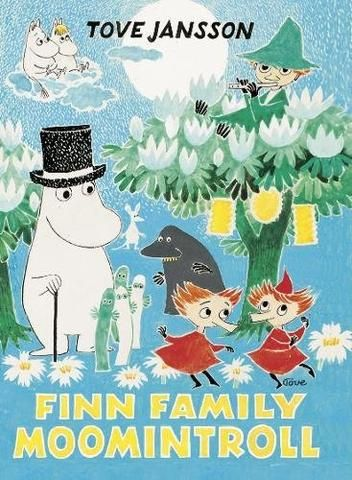 Tove Jansson: Finn Family Moomintroll (Hardback Collectors' Edition) – Tales for Tadpoles