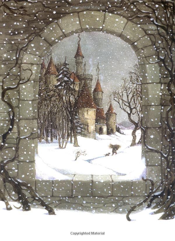 Sleeping Beauty, illustrated by Trina Schart Hyman
