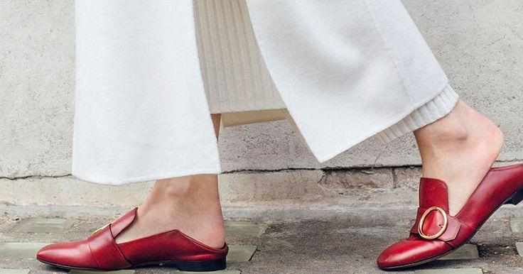 Backless Slipper werden der Schuhtrend für den Sommer 2017. Die schönsten Modelle zum Shoppen ▻ auf ELLE.de!