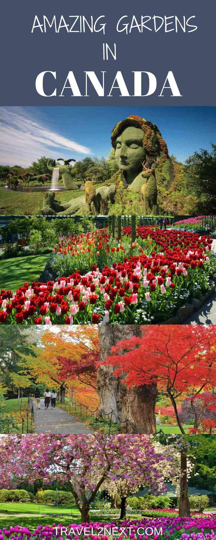 9 Amazing Canadian Gardens to Visit During Canada's 150th Celebrations https://travel2next.com/canadian-gardens-150th-celebrations/?utm_campaign=coschedule&utm_source=pinterest&utm_medium=Travel%202%20Next&utm_content=9%20Amazing%20Canadian%20Gardens%20to%20Visit%20During%20Canada%27s%20150th%20Celebrations