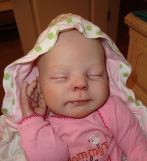 Heather is Available for adoptionBaby Dolls, Reborn Baby
