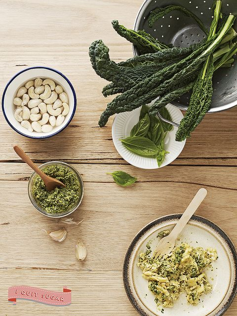 Pesto from Sarah Wilson's best-selling I Quit Sugar cookbook. Pre-order your US copy today!
