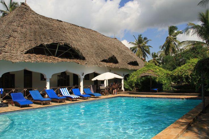 The Zanzibar Retreat Hotel at Matemwe - perfect spot to wind down.