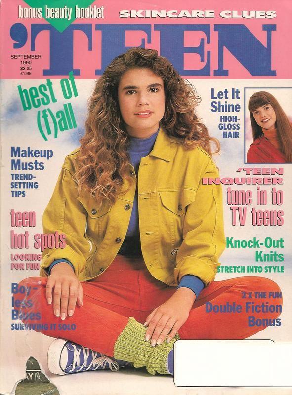 Teen Magazine September 1990