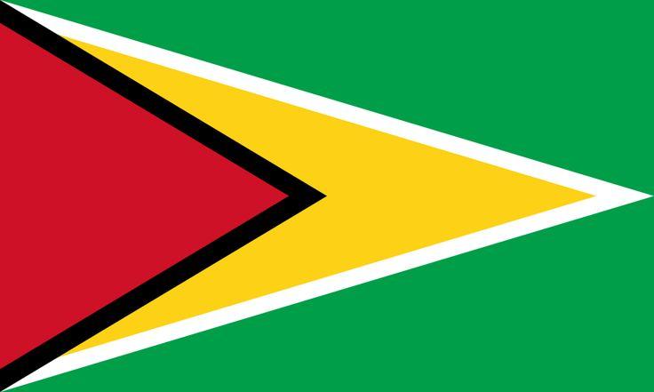 Fichier:Flag of Guyana.svg