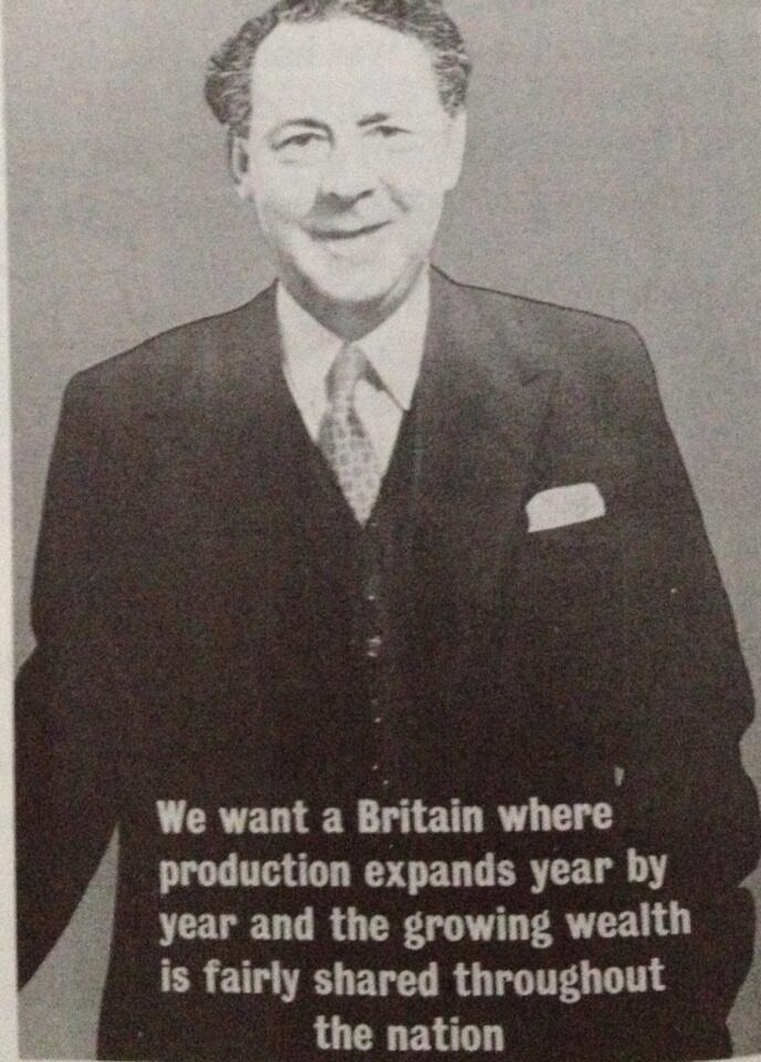 1959 election poster