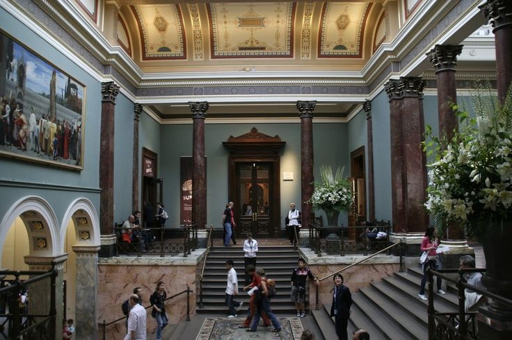 Because you can go to see some of the greatest works of art whenever you want, for free. | 57 Reasons Living In London Ruins You For Life