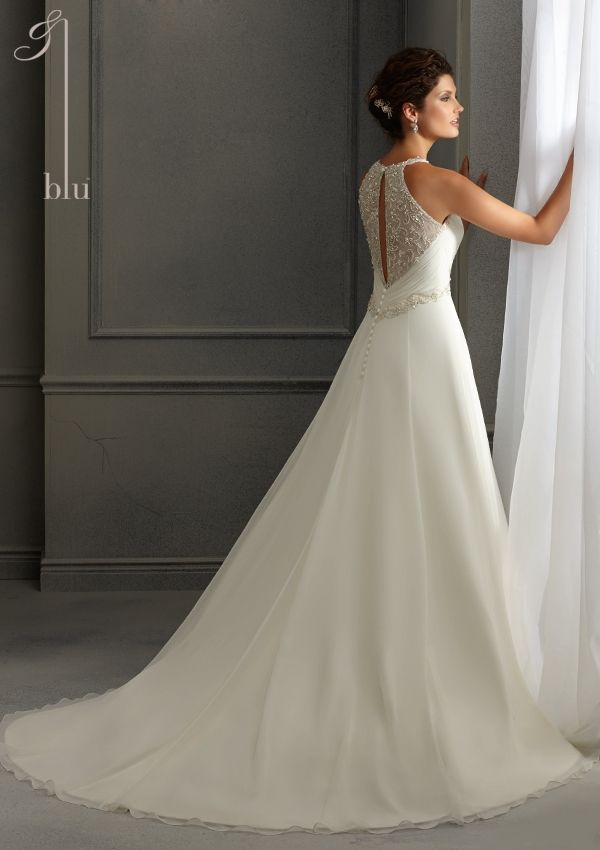 Bridal gown from Mori Lee by Madeline Gardner style 5264 at B.loved Boutique. Call today to schedule your appointment 812-271-1200. www.blovedfashions.com