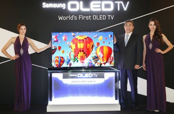Samsung shows off production 55-inch OLED has to be the next big thing ??