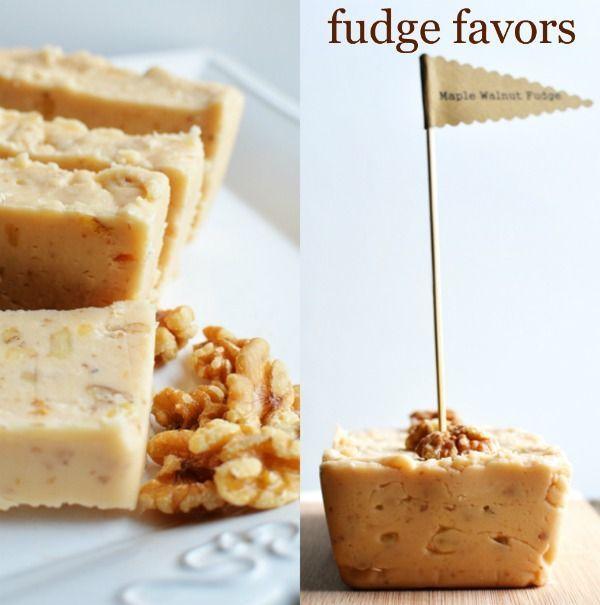 fudge favors