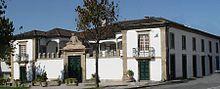 Casa dos Maciel e Aranha, Braga.