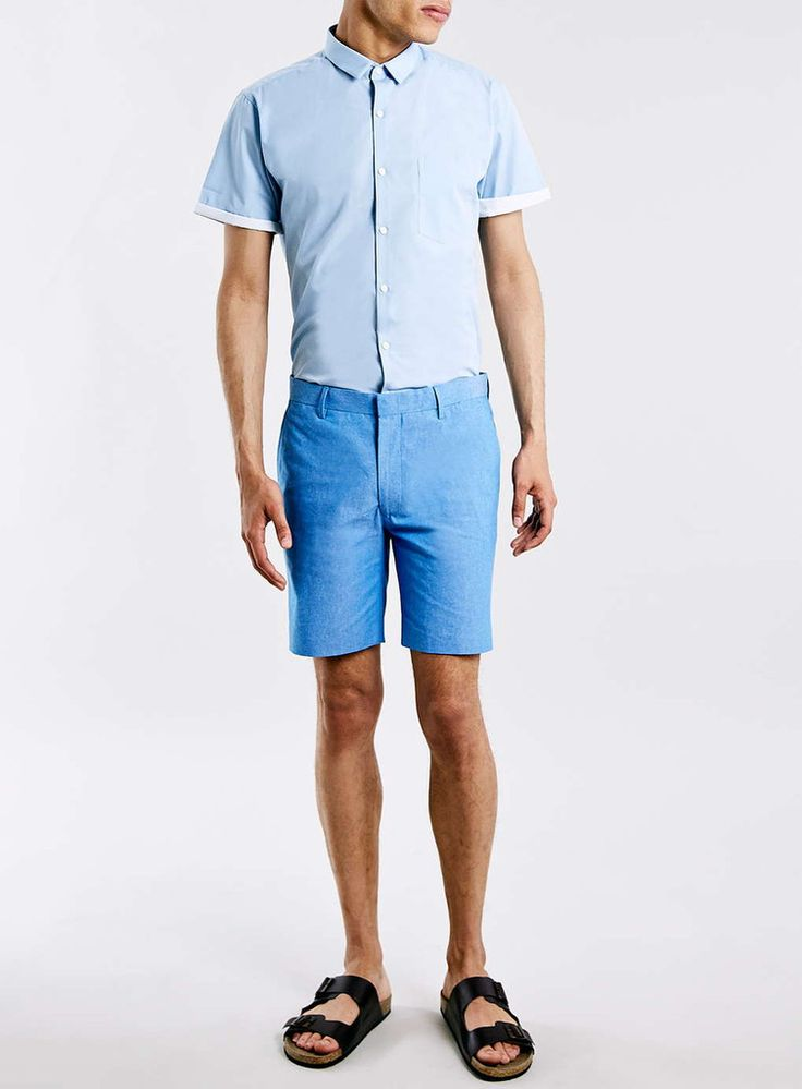 9 best Light Blue Shorts images on Pinterest