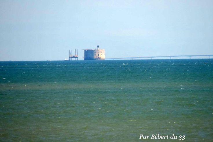 Fort Boyard, L'Ile d'Oléron, Charente Maritime, Dept 17.