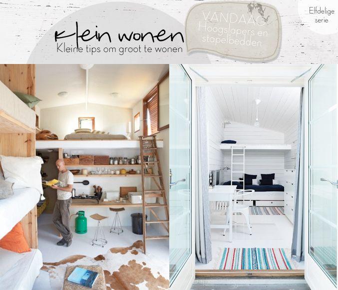 1000 idee n over klein wonen op pinterest decoreren kleine ruimtes kleine ruimte meubelen en - Klein interieur ruimte ...