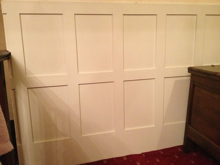 17 best Wall Paneling images on Pinterest | Moldings, Paneled walls ...