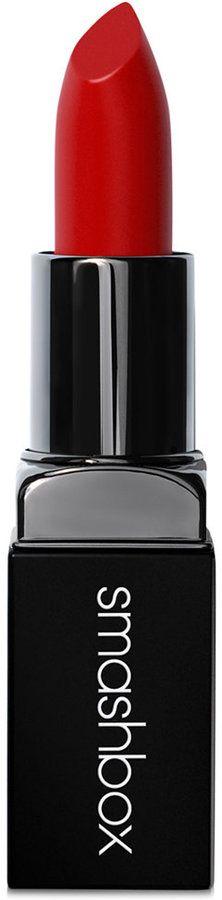 Smashbox Be Legendary Matte Lipstick, 0.1 oz http://shopstyle.it/l/clpb
