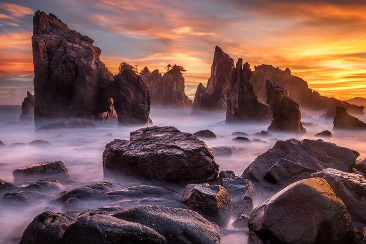 Heaven of Rocks by Gunarto Song
