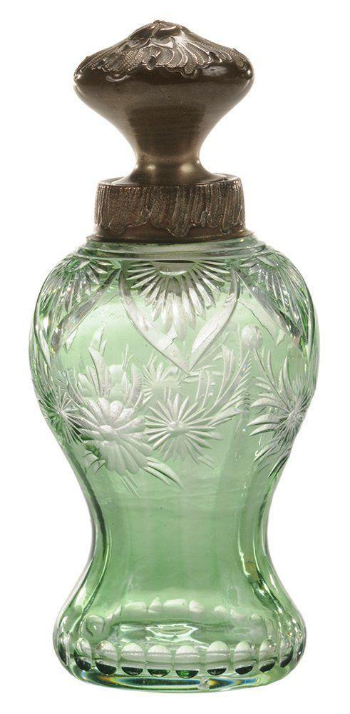 Late 19th century perfume bottle