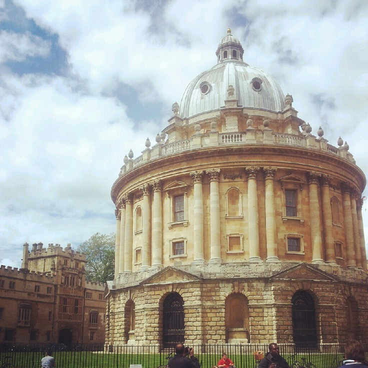 Bodleian Tower, Oxford