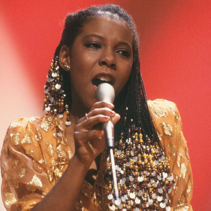 Patrice Rushen Serving Bead Game Proper Who S That