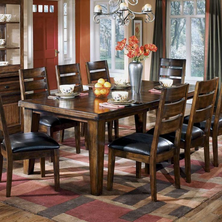 12 best images about dinning set 39 s on pinterest classic for Ridgley dining room set