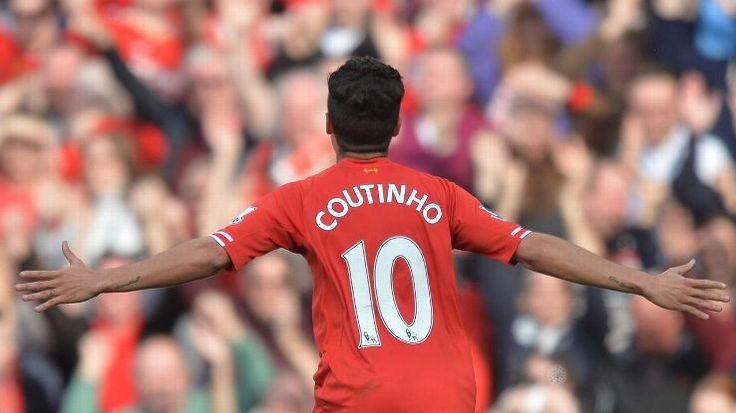 Liverpool - Coutinho