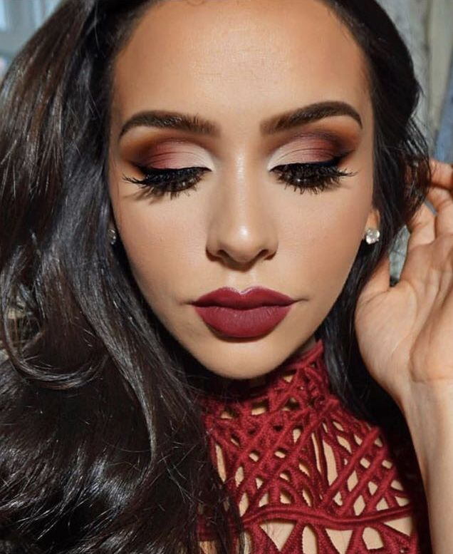 Pin by Kim Skelton on Makeup. in 2019 | Prom