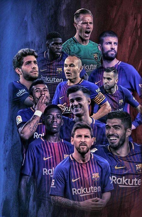 Orgulloso ser Barcelonista