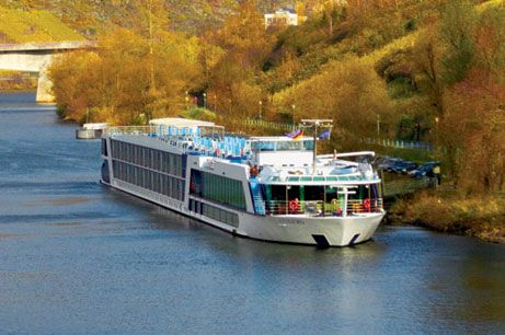 AMA Waterways, book Oct.1-20th to get the best price on your next river cruise