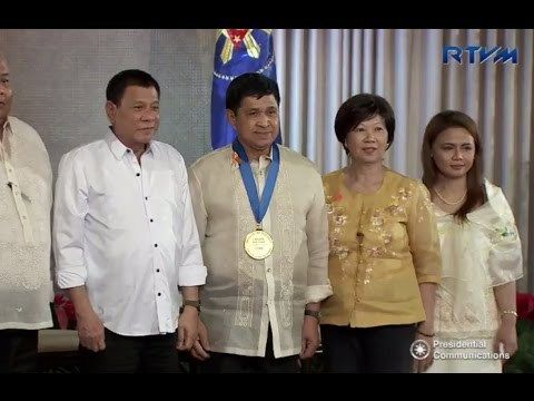 duterte Latest news December 20 2016 | President Duterte honors the awardees - WATCH VIDEO HERE -> http://dutertenewstoday.com/duterte-latest-news-december-20-2016-president-duterte-honors-the-awardees/   duterte Latest news December 20 2016 | President Duterte honors the awardees in this year's Presidential Awards Duterte Latest news December 19 2016 President Rody Duterte honors the awardees in this year's Presidential Awards for Filipino Individuals and Organizations