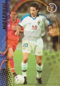 2002 Panini World Cup #97 Alexander Mostovoi Front