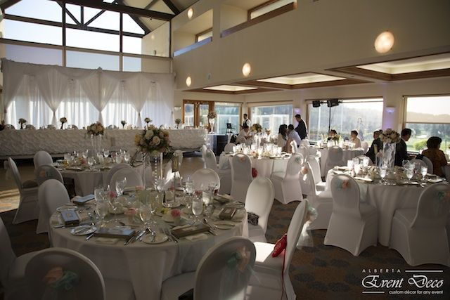 Beautiful Venue with lots of windows
