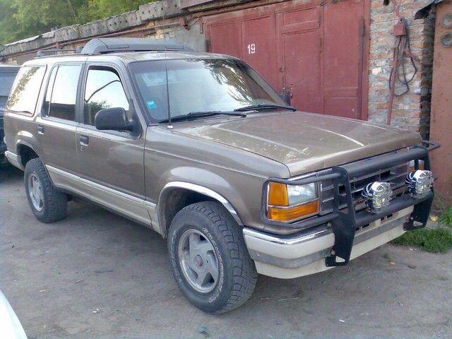 1993 Ford Explorer For Sale 0 Ford Explorer Explore Ford