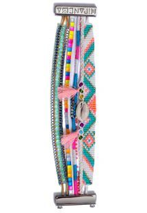 Bracelet Hipanema Fluo Multi