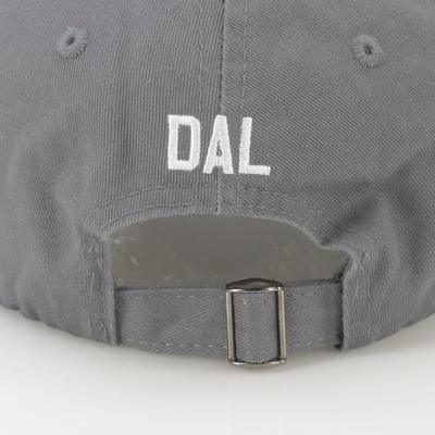 Support efforts of the Children's Hospital in Dallas buy getting your 214 DAL Grey Cap.