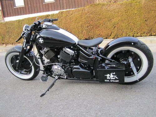 Drag Star Bobber, Bobbers Bikes, Dragstar Marauder, Vstar Bobbers, Yamaha Bobber, Dragstar Bobber