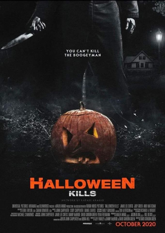 Halloween Returns 2020 Poster Pin by Strange And Creepy on Halloween in 2020 | Horror movie