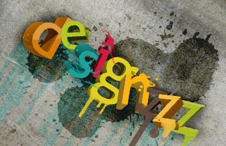 love this tutorial : http://www.designzzz.com/creating-3d-typography-photoshop/