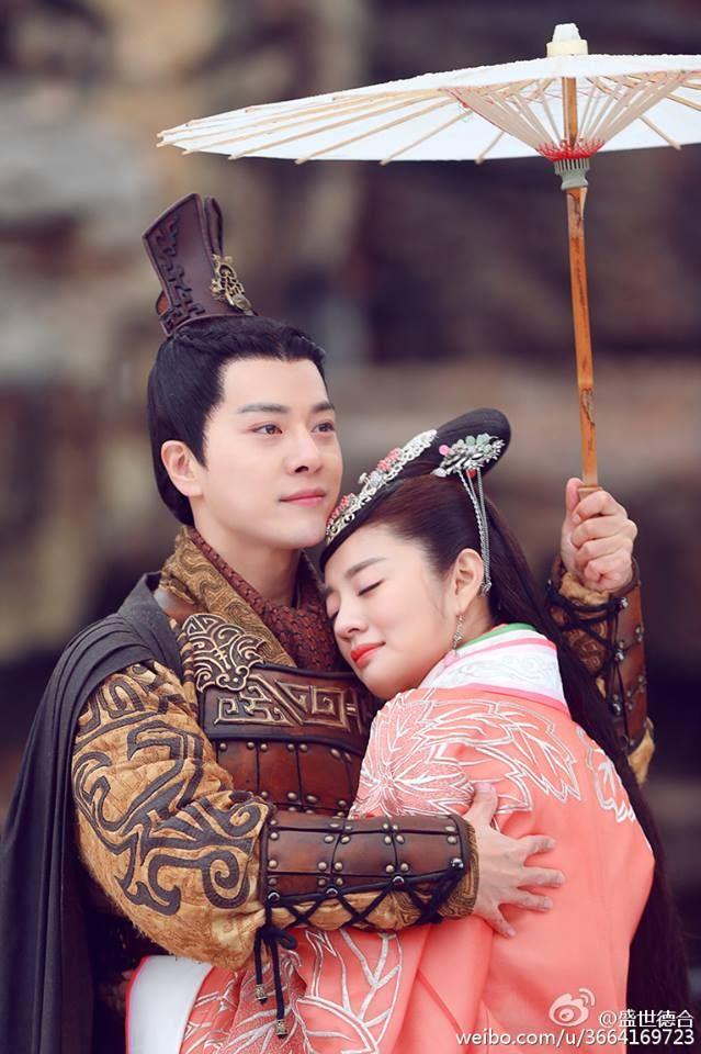 Chinese national costume_安以轩( An Yi Xuan ) AdyAnn_Taiwan Actress