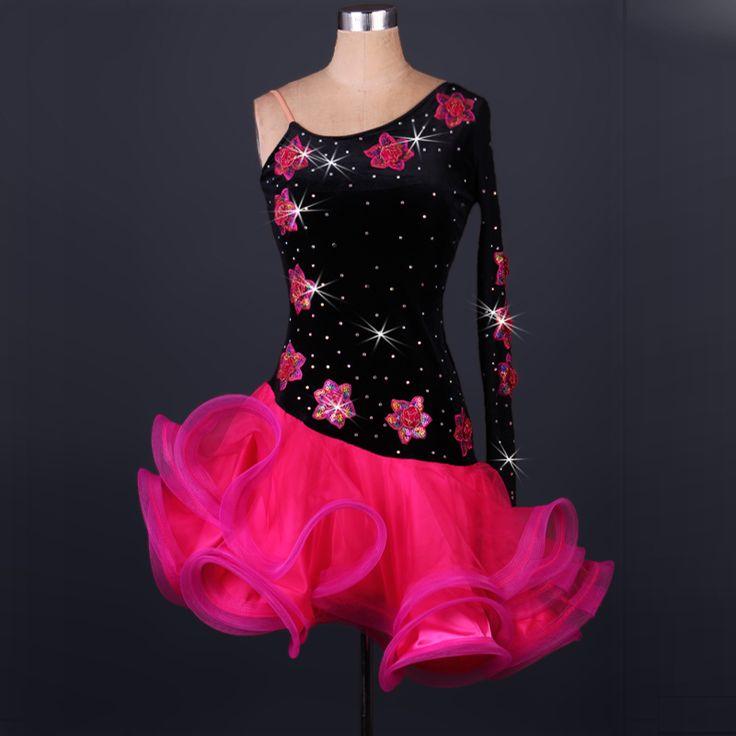 pas cher robe de danse latine femmes filles pour salecha With robe salsa pas cher