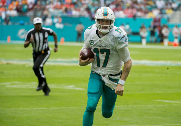 "Report: Dolphins' QB Ryan Tannehill's knee is already healed = It looks like QB Ryan Tannehill will be ready for the 2017 season, despite his knee injury last year. According to The Miami Herald's Armando Salguero: ""Numerous sources with….."