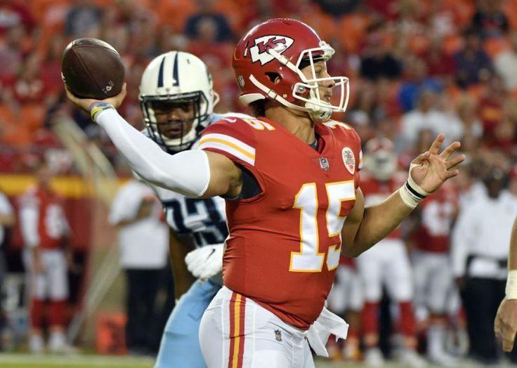 NFL Preseason Blitz: Patrick Mahomes will be a lot of fun to watch