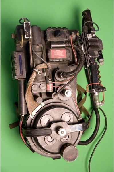 Proton Pack Models Equipment Ghostbusters Fans Wiki
