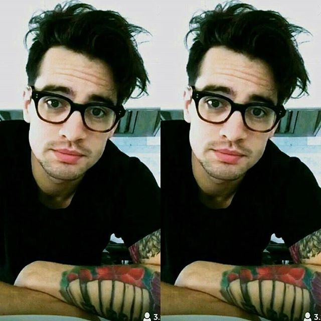 Brendon being cute