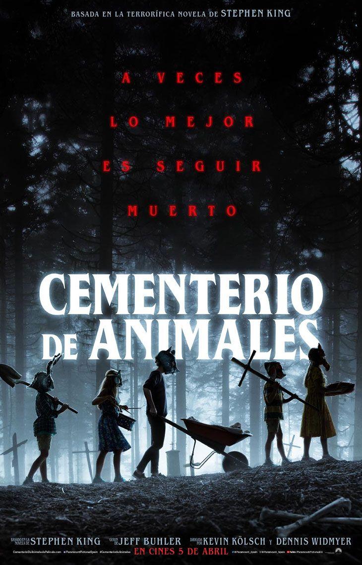 Abril 20 Cementerio De Animales Cementerio De Animales Cementerio De Mascotas Peliculas De Terror